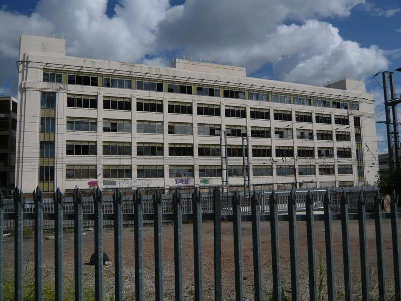 hmv factory?