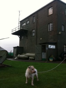 Control Tower, RAF Dumfries